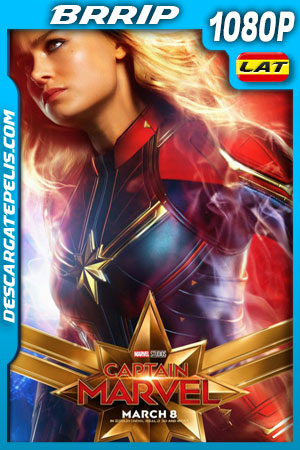 Capitana Marvel (2019) 1080P BRrip Latino – Ingles