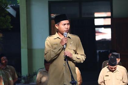 Mu'tasimbillah, S.Pd: Ayo Peduli Terhadap Fasiltias Madrasah