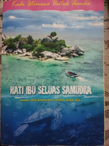 Kado Istimewa: Buku Hati Ibu Seluas Samudra