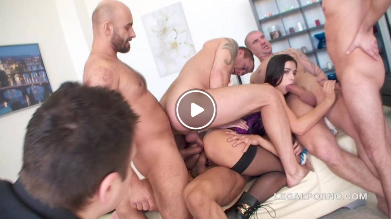 Gang Bang Cuckold  Redtube Free Brunette Porn Videos