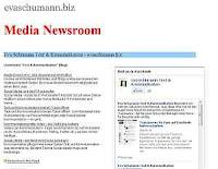 Media Newsroom - das Neueste auf einen Blick