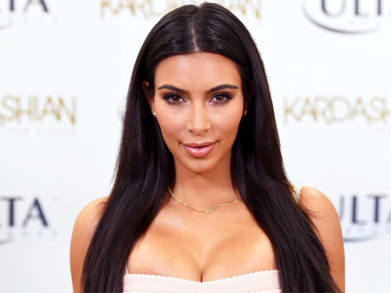 CCTV footage of men who robbed Kim Kardashian emmerges