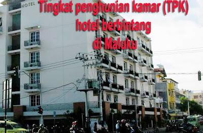 """Ambon, Malukupost.com - Badan Pusat Statistik (BPS) Maluku mencatat Tingkat Penghunian Kamar (TPK) hotel berbintang di provinsi itu selama April 2019 mencapai 34,15 persen, meningkat 1,62 poin dibandingkan pada bulan sebelumnya.    """"Jika dibandingkan TPK April 2018 yang tercatat sebesar 44,07 persen, maka TPK hotel bintang di Maluku pada April 2019 mengalami penurunan 9,92 poin,"""" kata Kepala BPS Maluku, Dumangar Hutauruk di Ambon, Rabu (12/6)."""