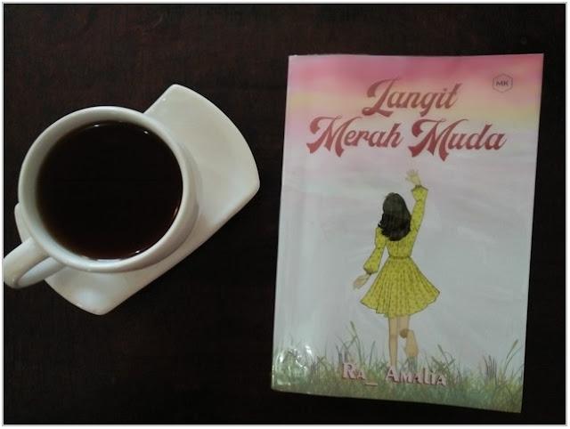 """novel """"Langit Merah Muda"""";Resensi Novel """"Langit Merah Muda"""";;"""