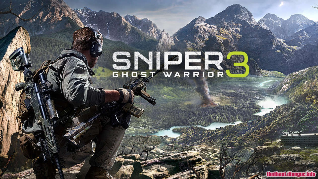 Download Game Sniper Ghost Warrior 3 Full Cr@ck
