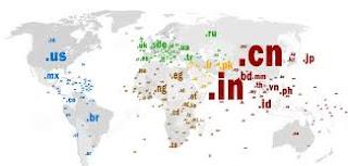 domain adalah sebuah alamat yang di khususkan untuk international atau negara tertentu
