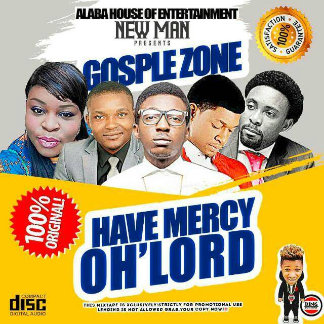 [MIX TAPE]  HAVE MERCY OH' LORD_DJ EASY