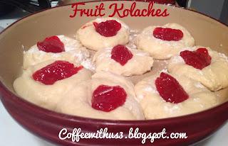 Fruit Kolaches