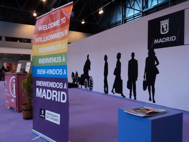 Día mundial del Turismo en Madrid