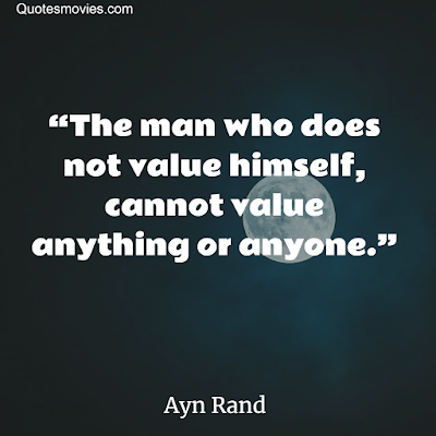 Top Ayn Rand Inspirational Quotes