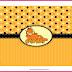 Moldes para Sublimação Garfield