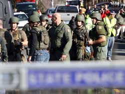 U.S school shooting