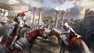 2. Assassin's Creed Brotherhood