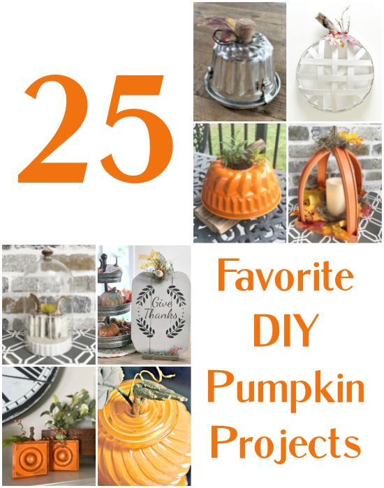 25 pumpkin project pin