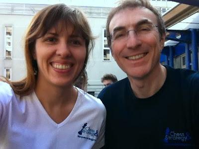 Cours d'échecs de Tatiana et Philippe Dornbusch