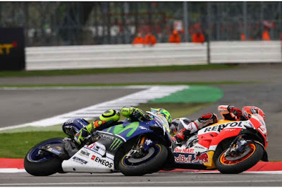Marquez: Tenang! Saya Hanya Kehilangan 3 Poin