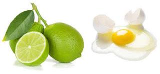 efek samping masker putih telur dan jeruk nipis