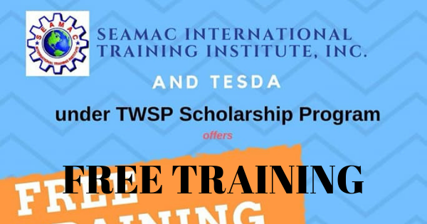 Cookery NC II | TWSP Scholarship Program