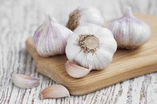 Fat Burning Food-Garlic