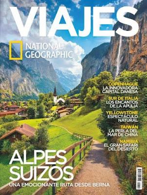 Revista Viajes National Geographic España - Septiembre 2017