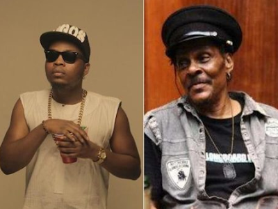 Only Nigerian Artiste That Assisted Me With Money When I Was Sick Is Olamide- Majek Fashek