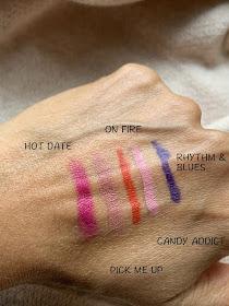 Super Lustrous The Luscious Mattes Lipstick by Revlon #9