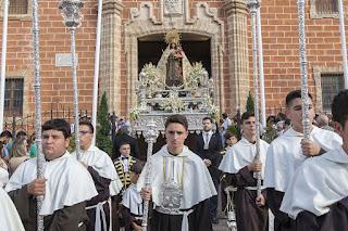 El Carmen de San Fernando sustituye su procesión por un Acto de Veneración