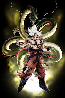 Wallpaper Whatsapp Goku