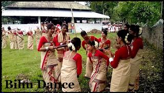 State Dance of Assam (অসমৰ জাতীয় নৃত্য) Bihu