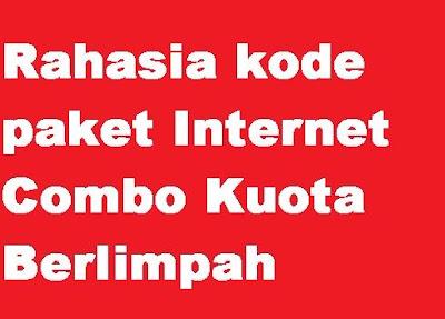 paket yang merangkum dari banyak paket sehingga menjadi satu Paket Internet murah Telkomsel Aktifkan paket combo Terbaru dan Paket Combo Operator lain