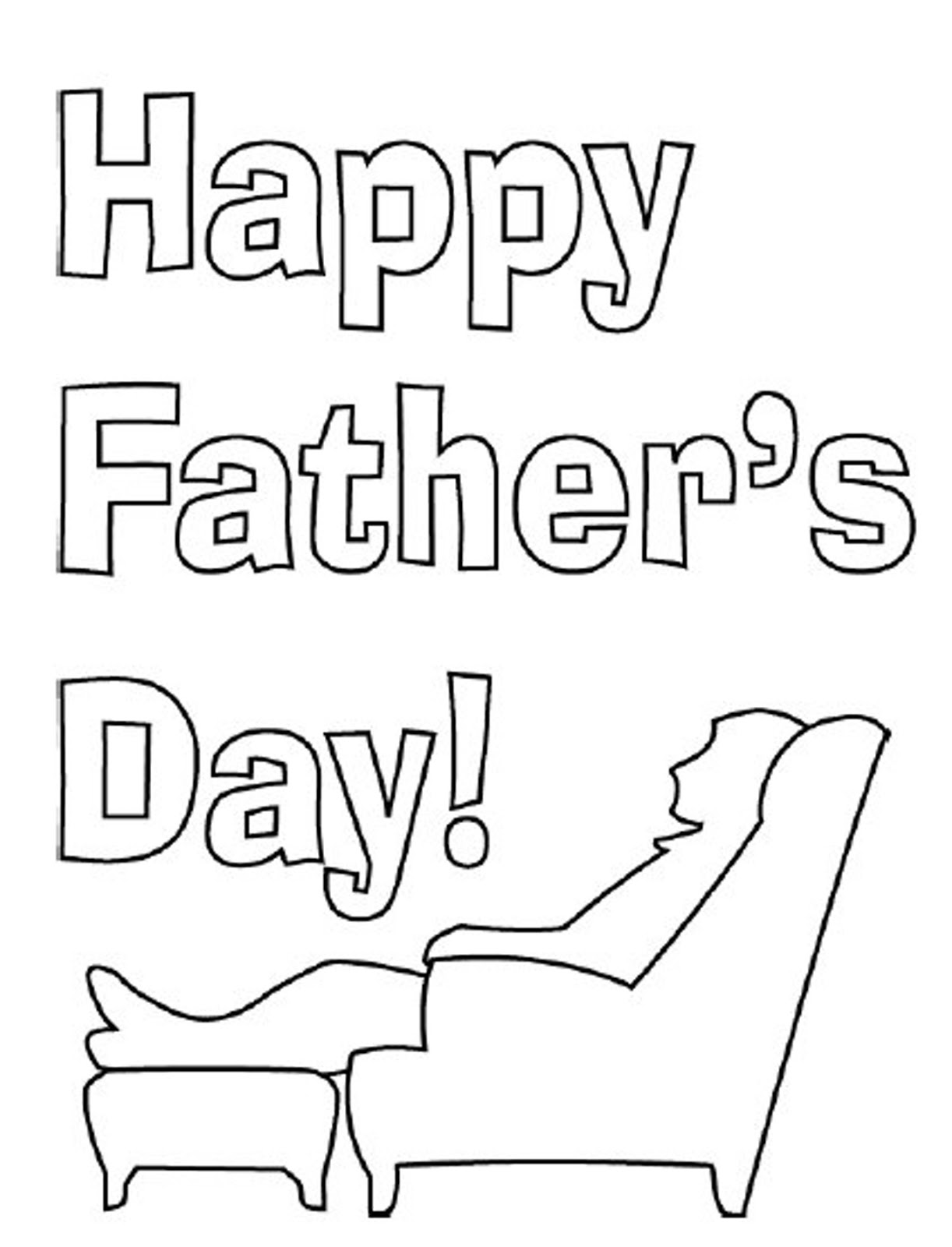 free happy fathers day coloring pages printable sheets cards