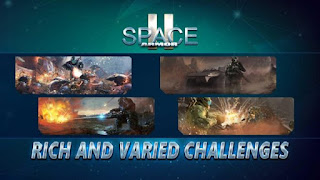game android Cheats Space Armor 2 Hacked MOD Apk+Data (OBB) New Version Terbaru