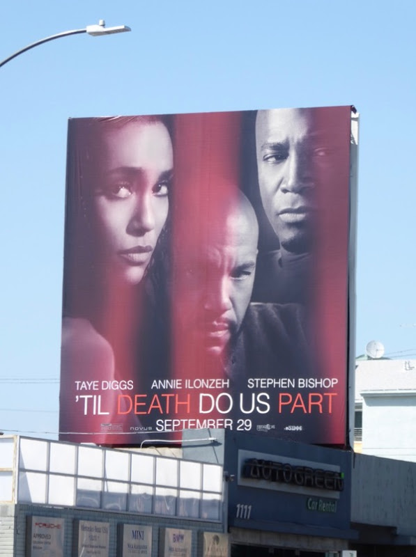 Til Death Do Us Part billboard