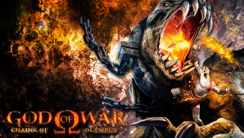 Free Download God of War: Chains of Olympus PSP ISO/CSO