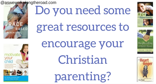 Christian parenting books