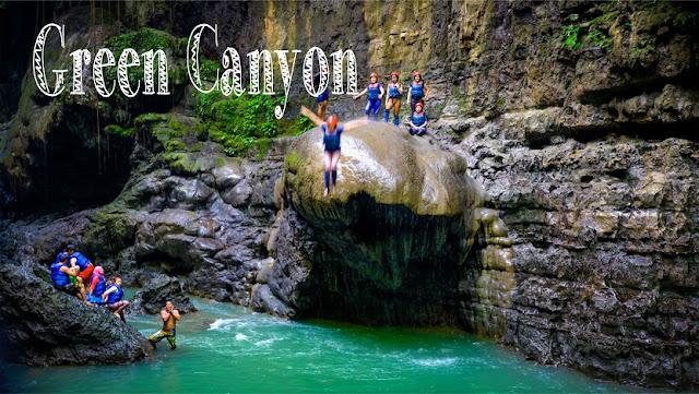 green-canyon, body-rafting-green-canyon, paket-green-canyon