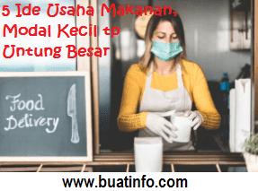 Buat Info - 5 Ide Usaha Makanan Modal Kecil
