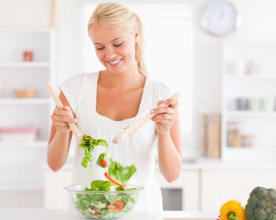 Alimentación variada y saludable