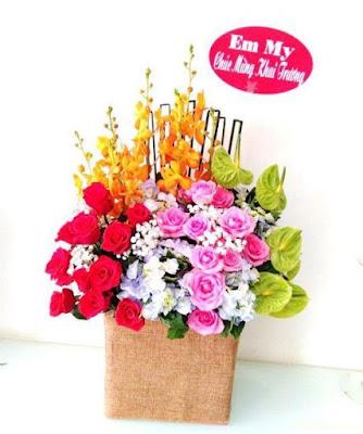 hoa hong dep