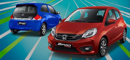 Penjualan Mobil Honda Bergerak Naik