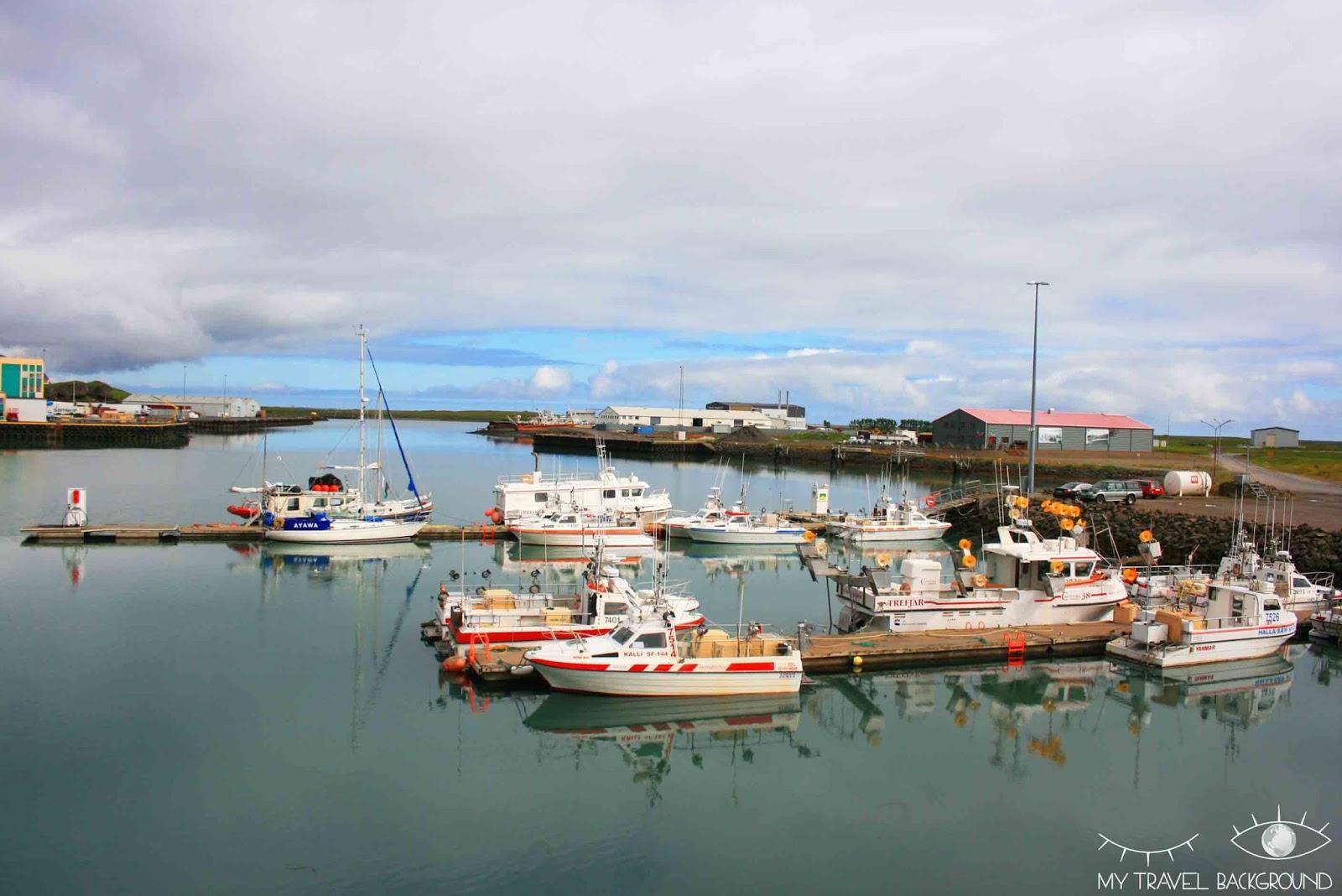 My Travel Background : le sud de l'Islande, de Vik à Höfn - Höfn