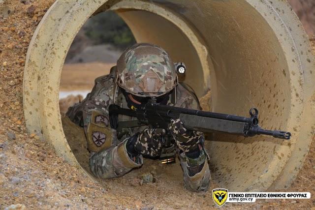ΓΕΕΦ: Δραστηριότητες Μονάδων Στρατού Ξηράς (ΦΩΤΟ)