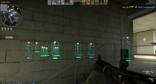Download Cheat CSGO Steam 23 April 2020 Latest Update and Anti Banned Free.