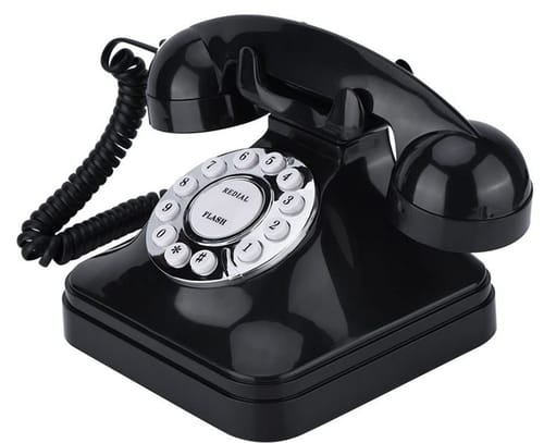 Demeras Landline Corded Landline Phone Home Telephone