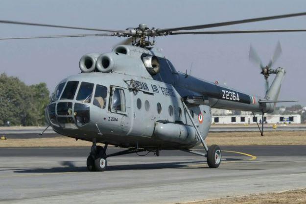 Mil Mi-8 Hip specs