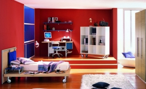Boy Bedroom Color Ideas