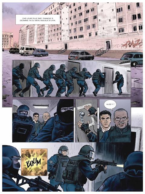 Compte à rebours tome 1 - Es Shahid Page 12 éditions Rue de Sèvres