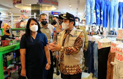 LSM Bintang Merah Indonesia Minta Pemkot Tindak Tegas Atas Kelalaian Tangcity Mall