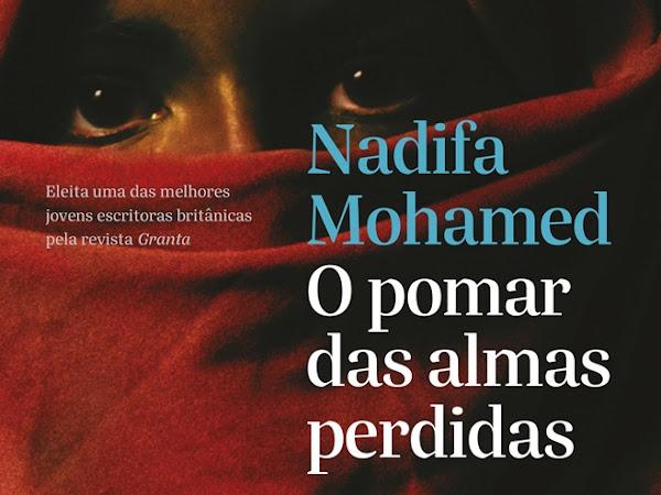 O Pomar das Almas Perdidas, de Nadifa Mohamed e Tordesilhas (Editora Alaúde)