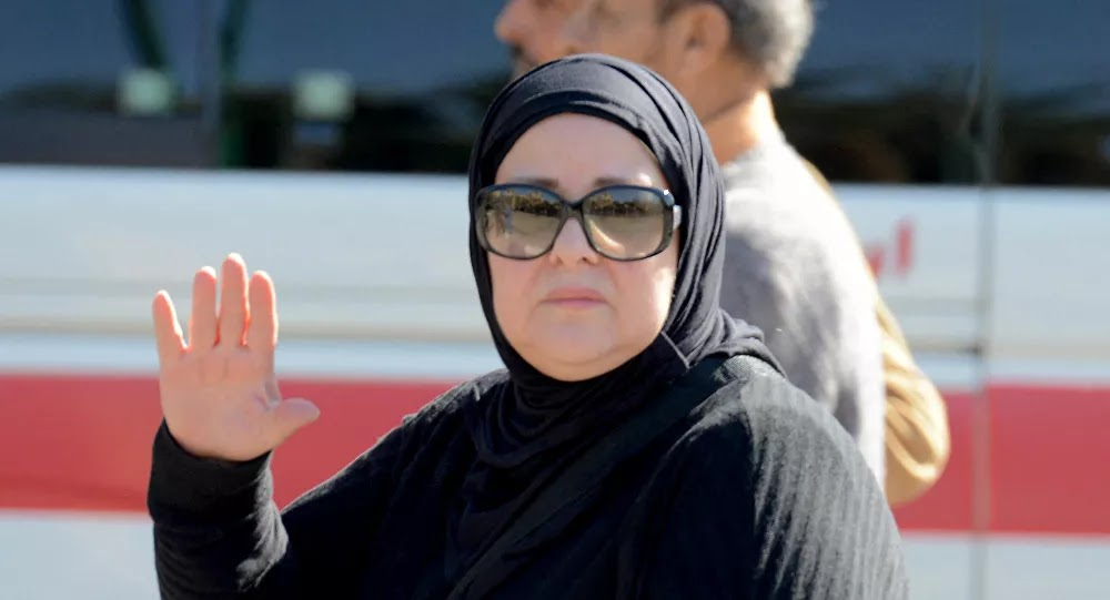 الصحة المصرية تكشف آخر تطورات الحالة الصحية للفنانة دلال عبد العزيز